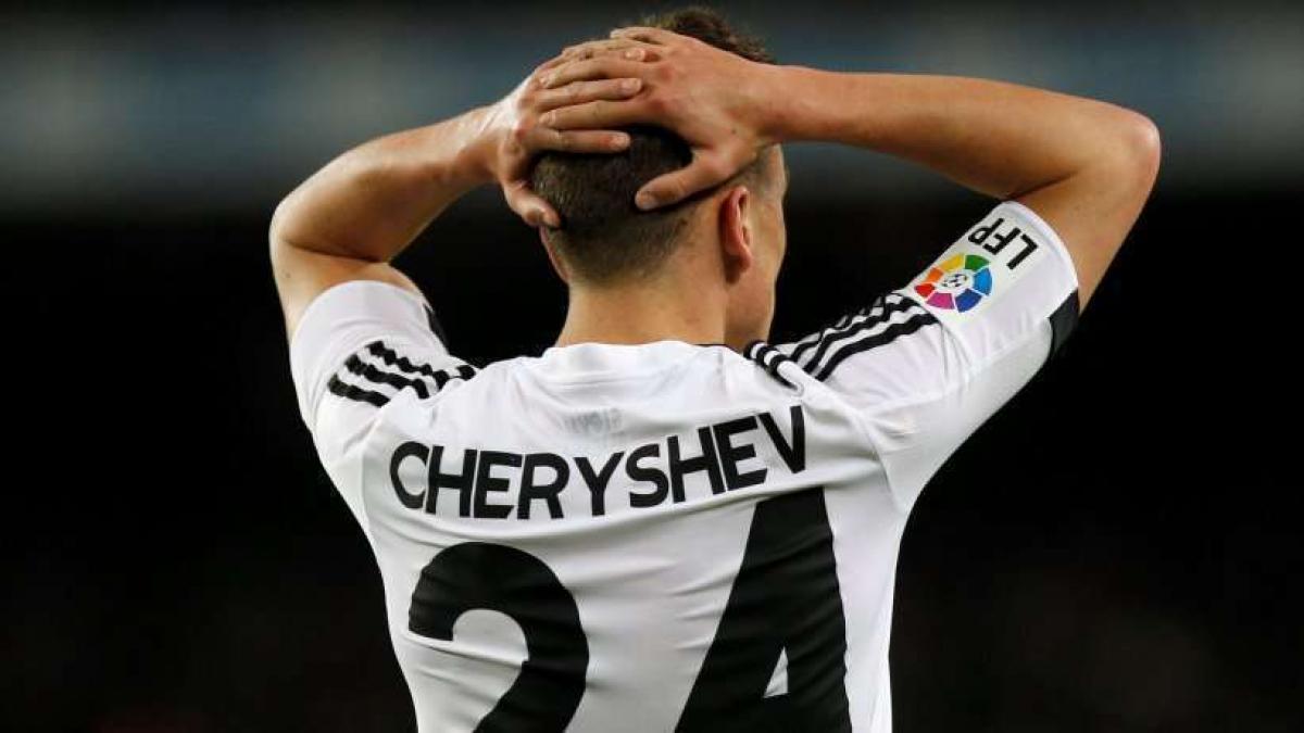 El Real Madrid busca una salida para Denis Cheryshev