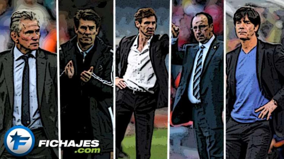 El Real Madrid no descarta ninguna posibilidad