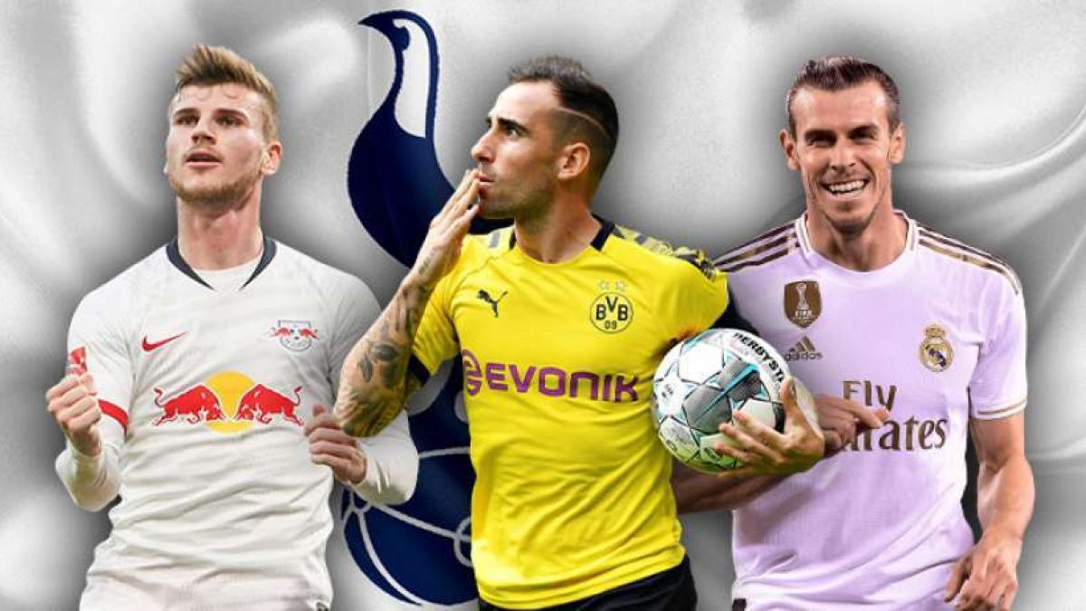 El Tottenham quiere reforzar su proyecto en enero