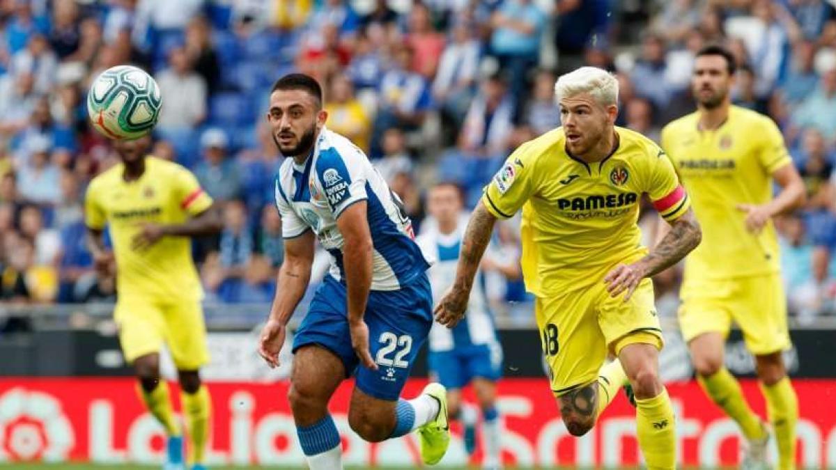 Espanyol y Villarreal se han visto las caras en Barcelona