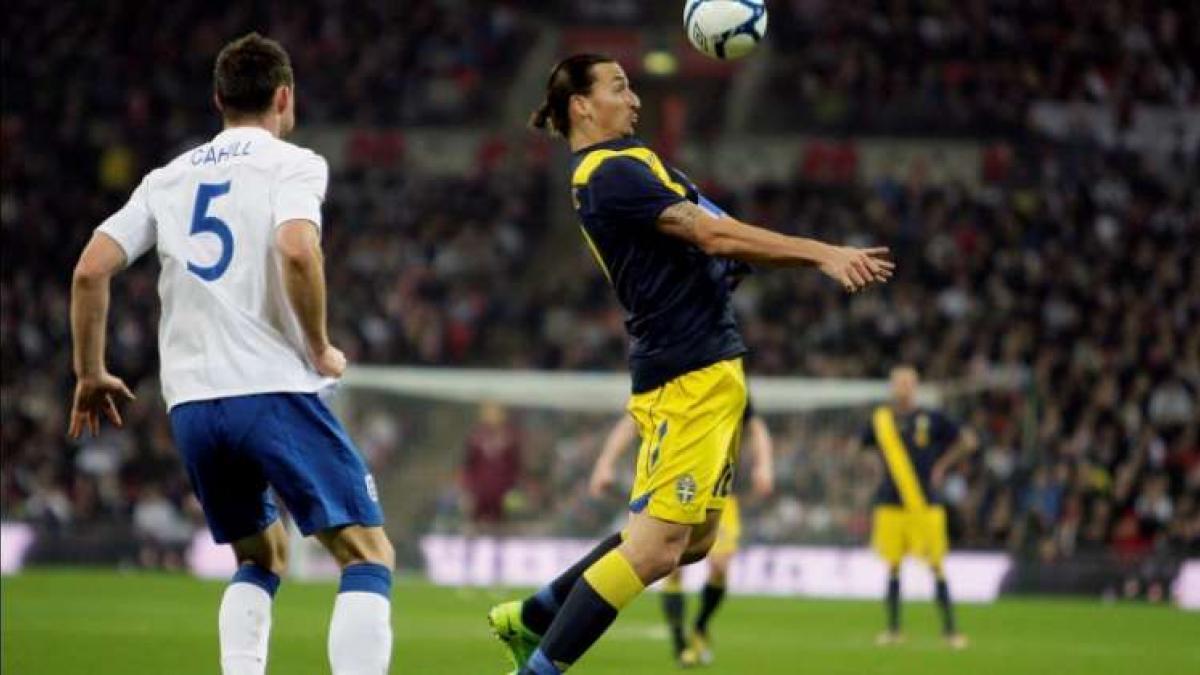 Zlatan Ibrahimovic es sinónimo de gol