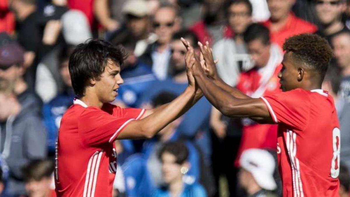 Las locas cláusulas de rescisión de las nuevas perlas del Benfica