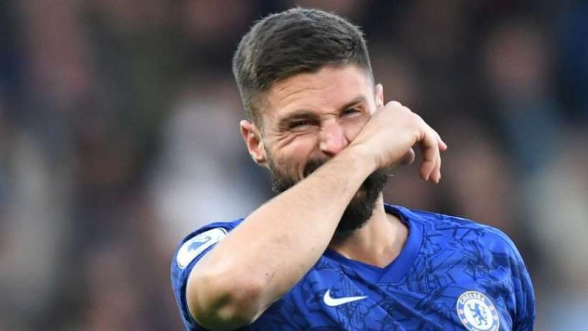 Olivier Giroud podría ver frenada su llegada al Inter