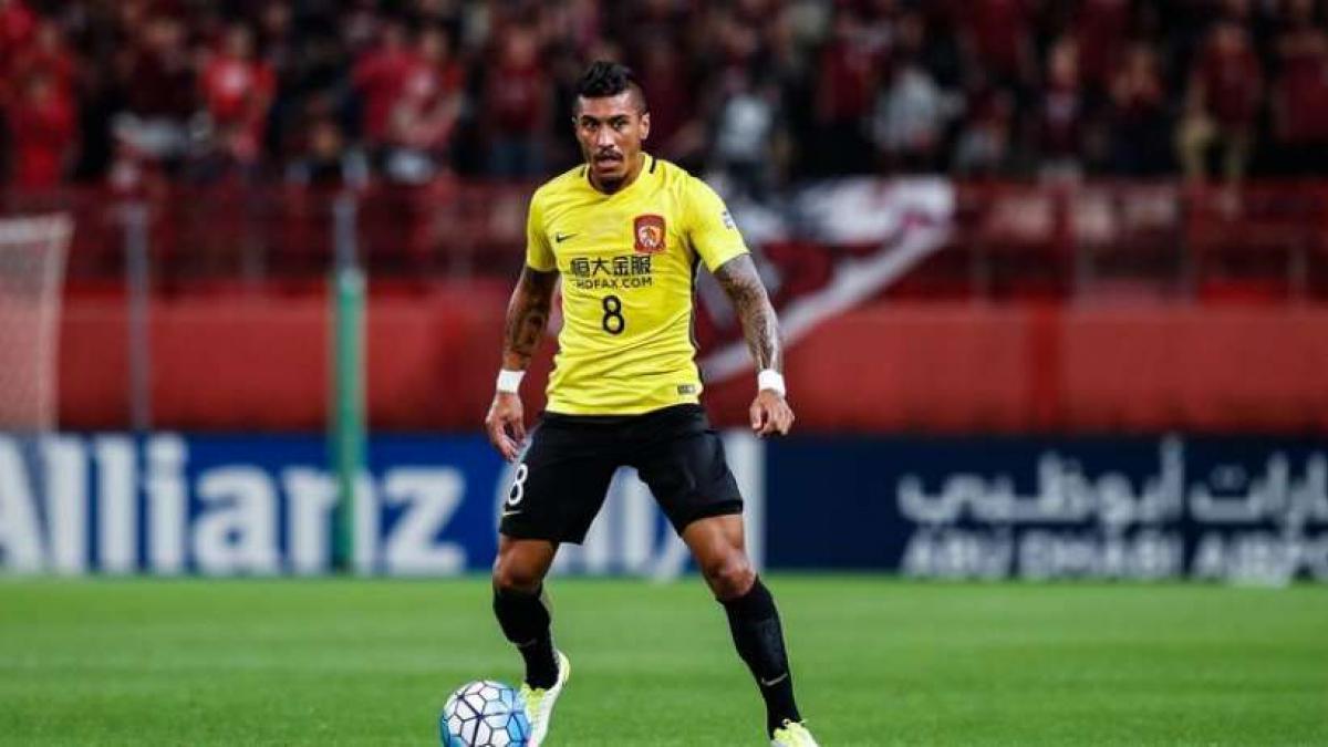 Paulinho ha vuelto con buen pie a China