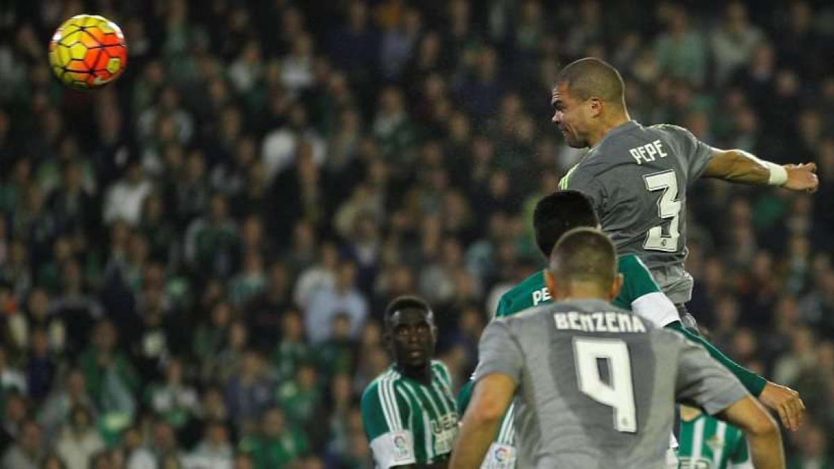Pepe ha logrado voltear su situación dentro del equipo