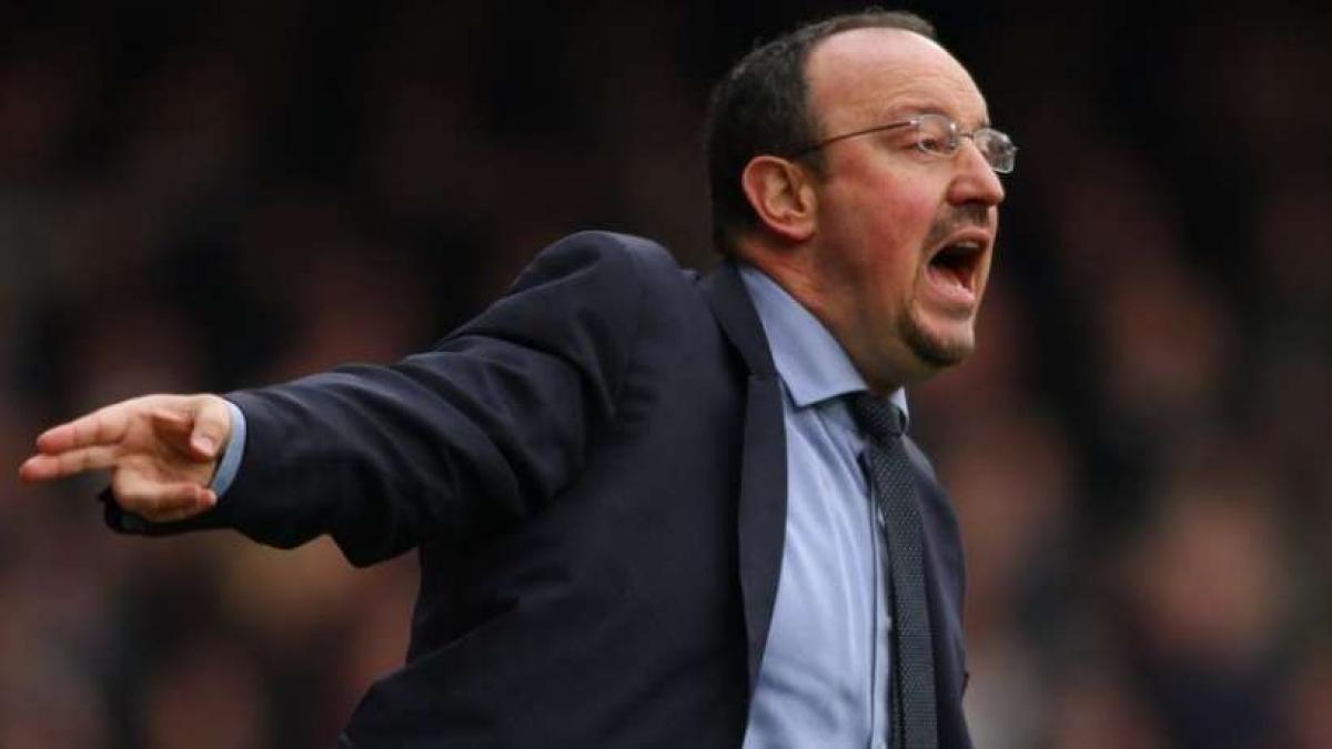 Rafa Benítez, pendiente de su Newcastle