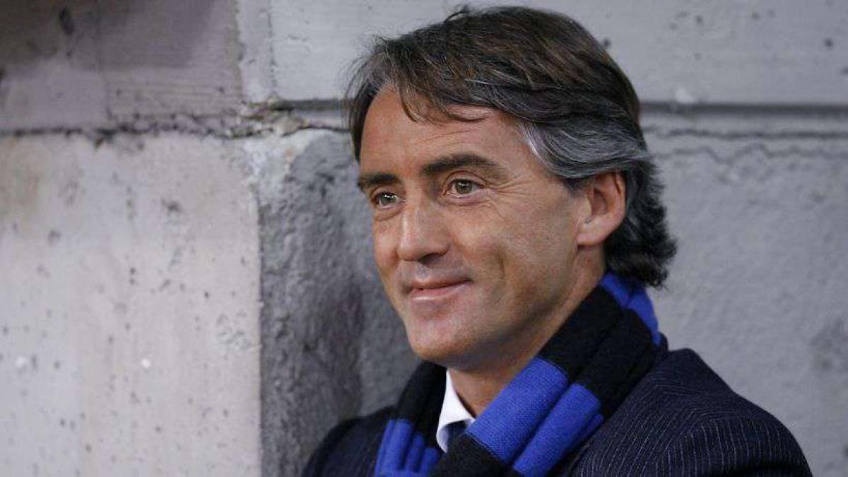 Roberto Mancini quiere varias caras nuevas