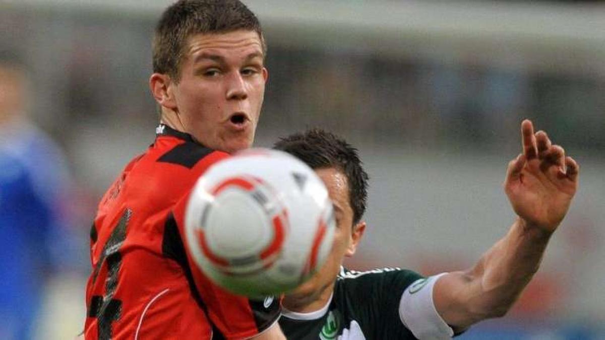 Sebastian Jung es uno de los puntales del Eintracht Frankfurt