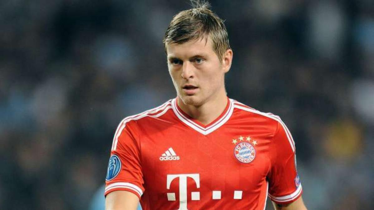 Toni Kroos no termina de alcanzar un acuerdo con el Bayern para renovar