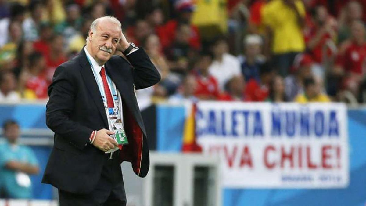 Vicente del Bosque podría dejar su cargo tras la Eurocopa
