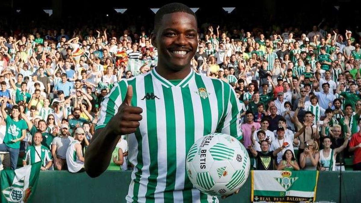 William Carvalho ha sido la gran apuesta del Real Betis