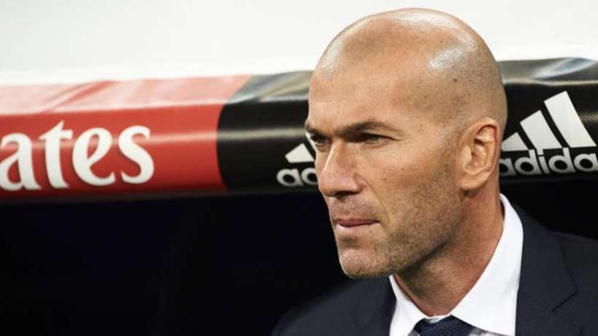 Zinedine Zidane ya está siendo cuestionado