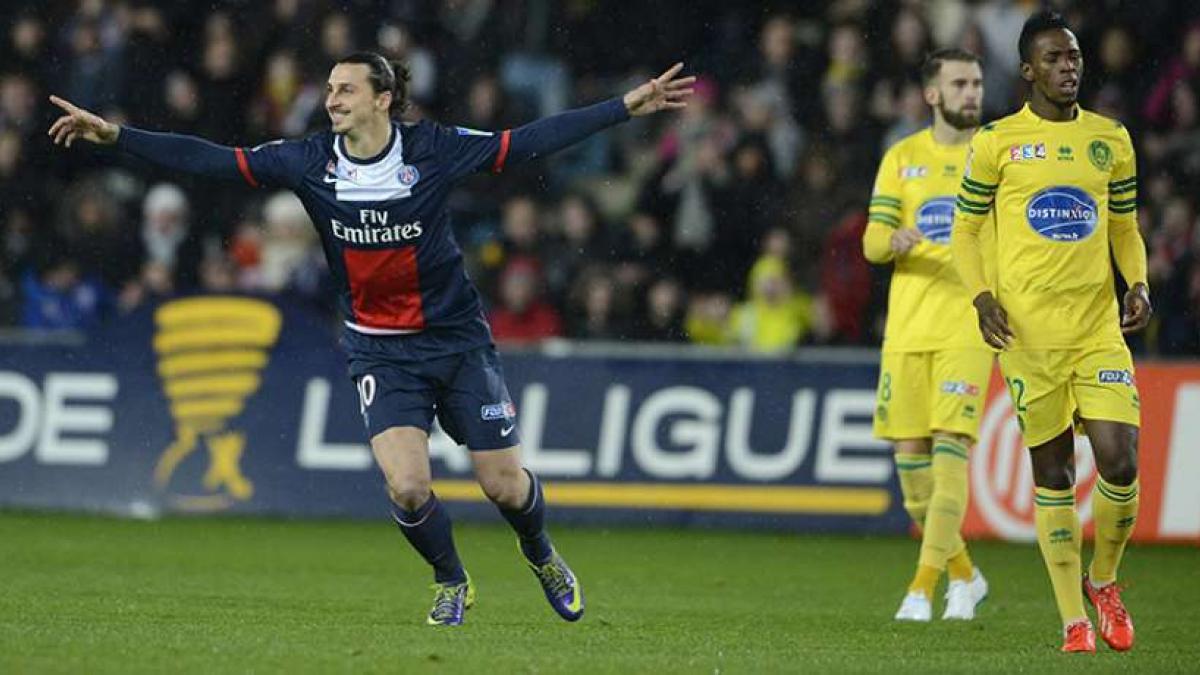 Zlatan Ibrahimovic quedará libre el próximo 30 de junio