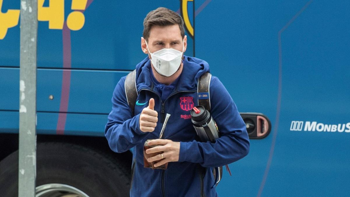 FC Barcelona | El optimismo de Joan Laporta con Leo Messi