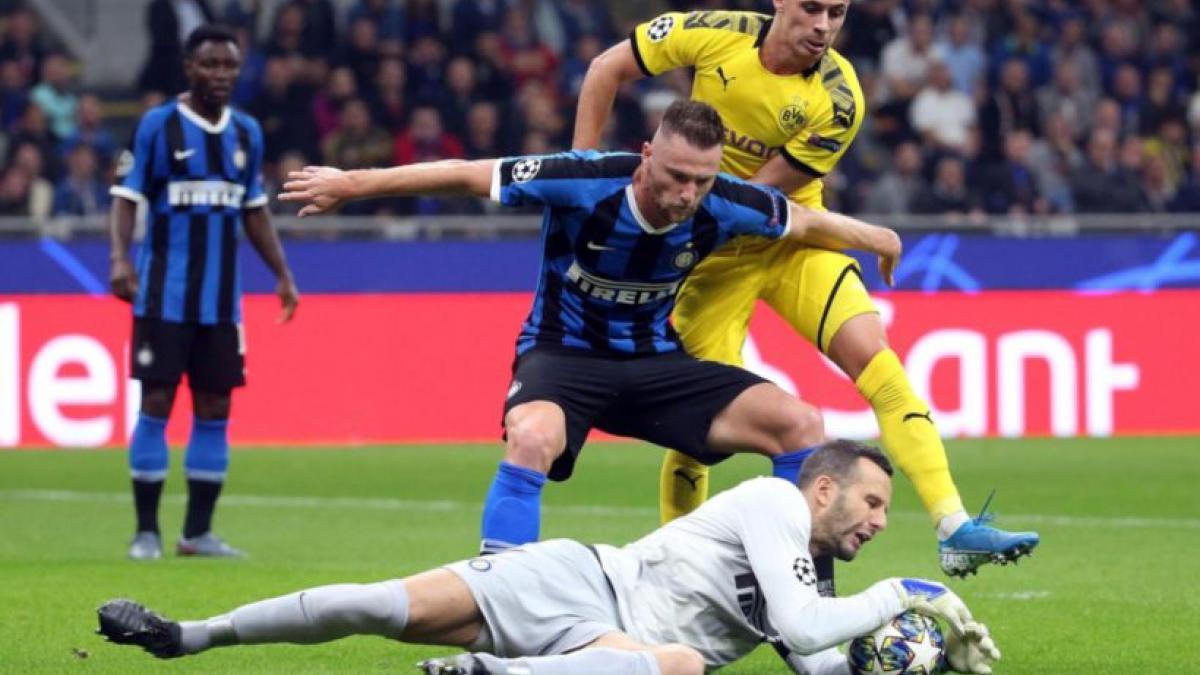 El Inter no facilitará la marcha de Milan Skriniar