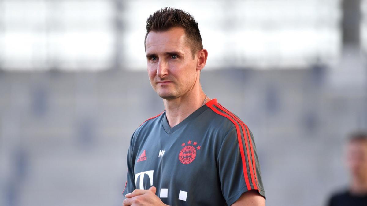 Klose Bayern