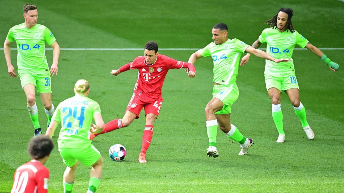 Bundesliga | El Bayern Múnich vence a domicilio y se acerca al título
