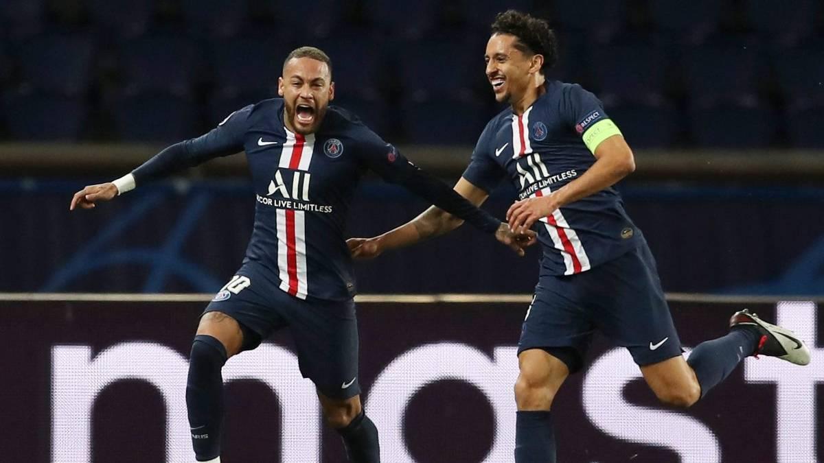 Neymar fue clave para noquear al Borussia Dortmund en Champions