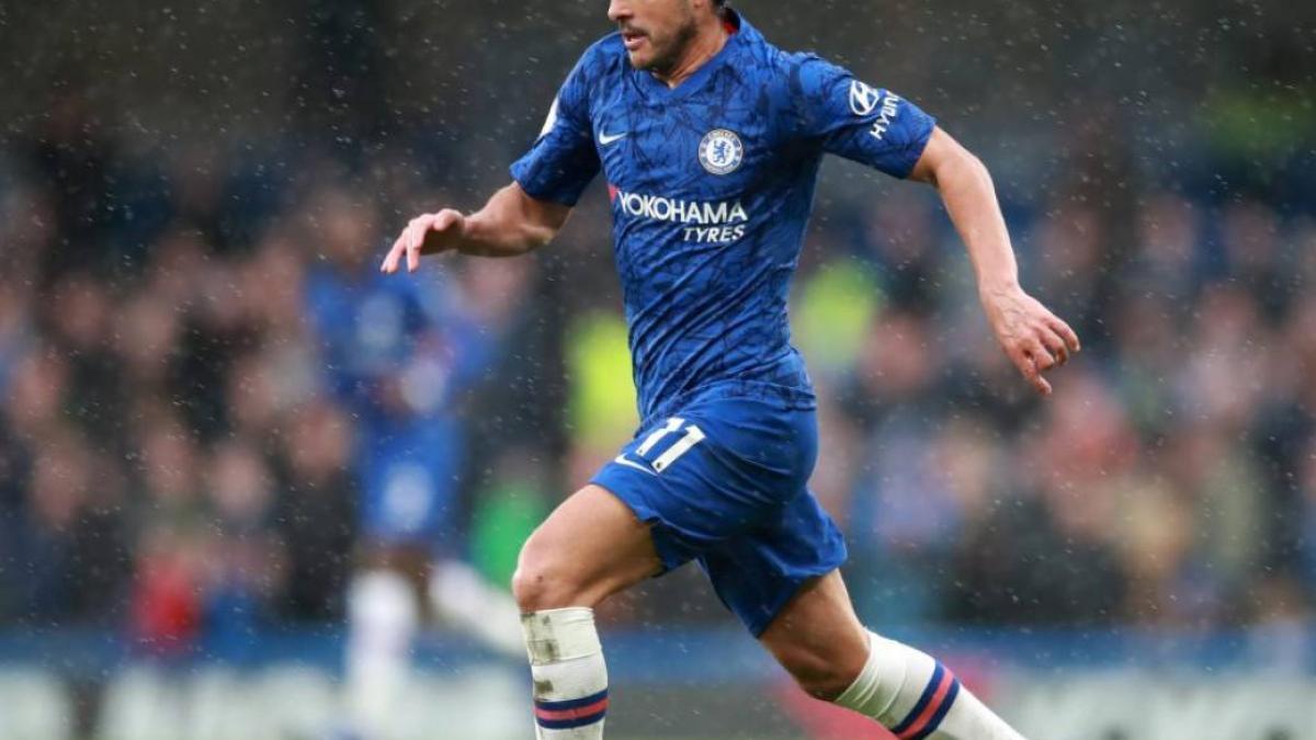 Pedro se irá del Chelsea