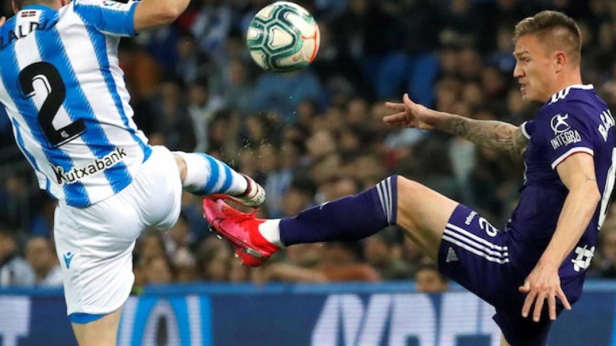 Real Sociedad y Valladolid han abierto la jornada