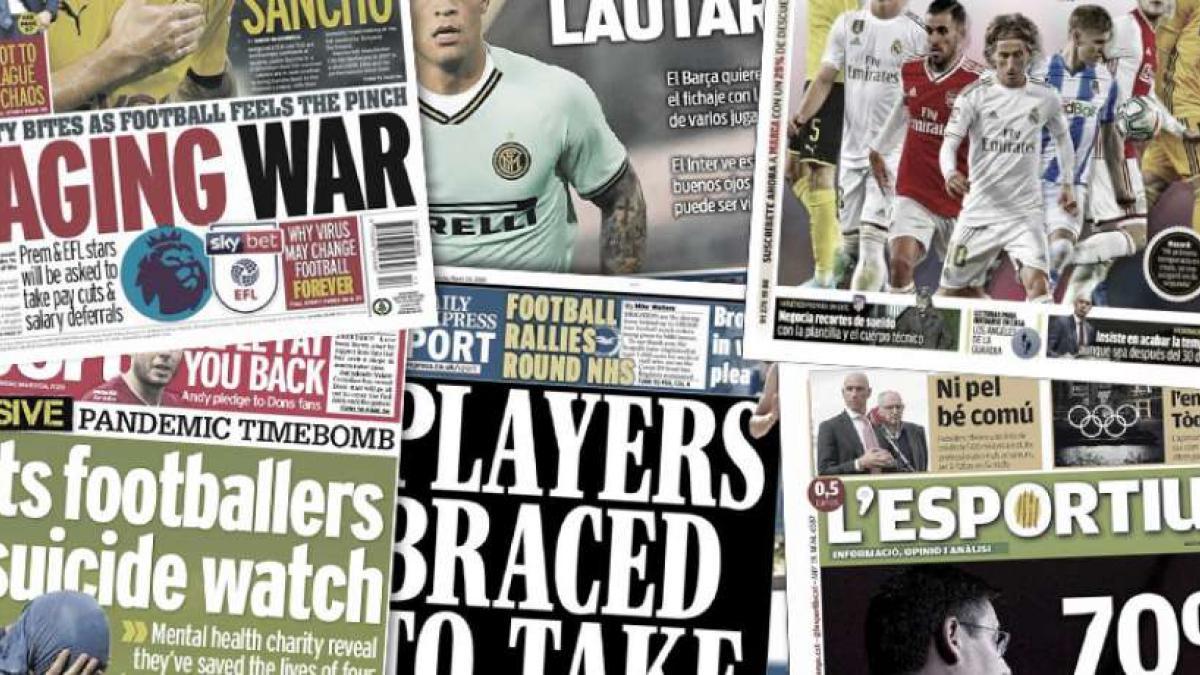 La última oportunidad del Real Madrid para reclutar a Pogba, el FC Barcelona sigue peleando el fichaje de Lautaro Martínez