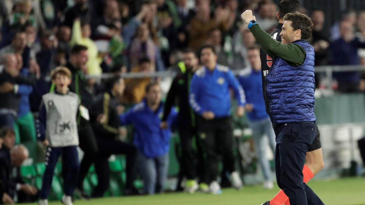 Rubi seguirá al frente del Real Betis