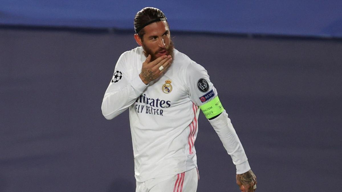 El Real Madrid confirma la marcha de Sergio Ramos