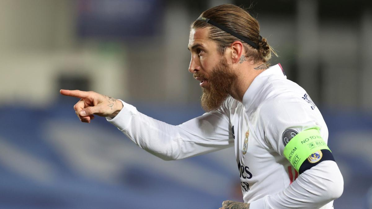 Real Madrid | Las cuatro opciones que contempla Sergio Ramos