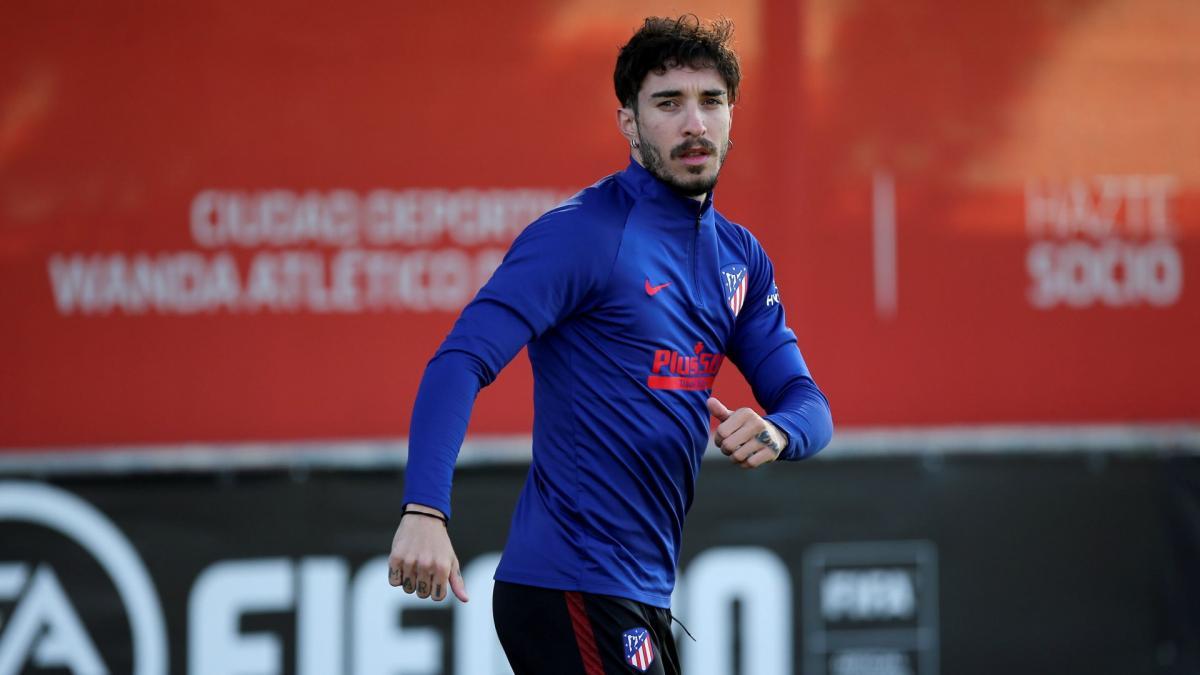 El Atlético de Madrid sitúa a Sime Vrsaljko en el escaparate