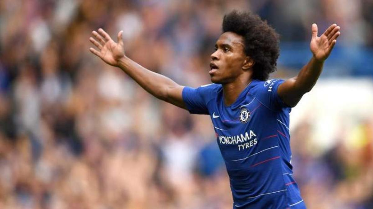 Willian ha entrado en la recta final de su actual contrato