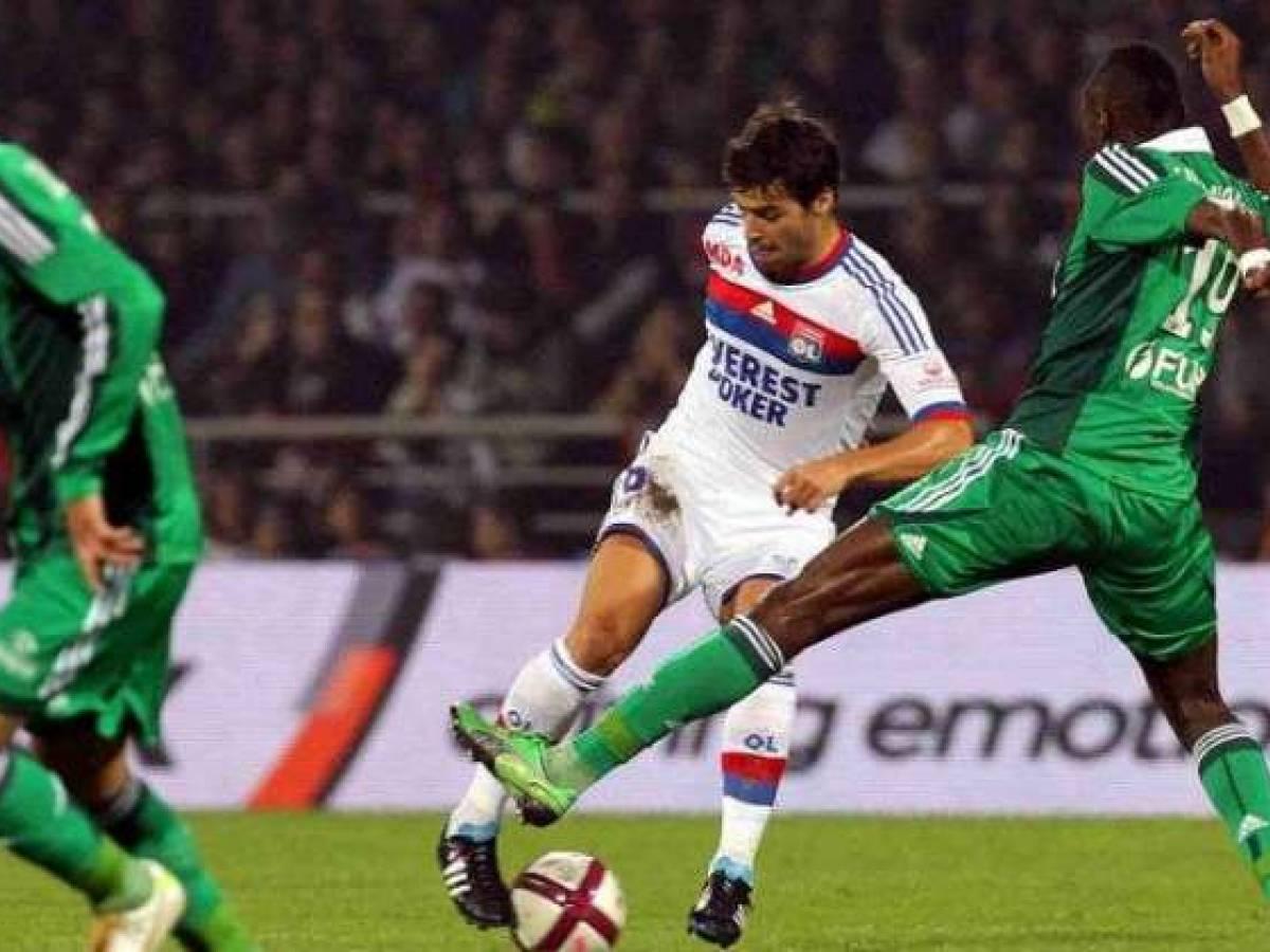 Yoann Gourcuff Puede Dejar 12 M En Las Arcas Del Olympique De Lyon