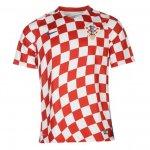 Camiseta Croacia casa 2016