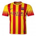 Camiseta FC Barcelona exterior 2013/2014