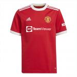 Camiseta Manchester United FC casa 2021/2022
