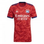Camiseta Olympique Lyonnais exterior 2021/2022