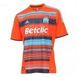 Camiseta Olympique de Marsella tercera 2011/2012