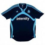 Camiseta Olympique Marseille tercera 2016/2017