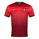 Camiseta Portugal casa 2014