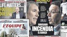 La ilusión del Real Madrid con Martin Odegaard, el incendio del FC Barcelona