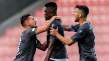 La Lazio tiene un nuevo delantero en su punto de mira
