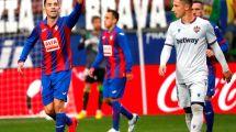 Liga | El Eibar golea al Levante