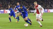 Europa League | El Getafe completa la gesta en Amsterdam