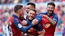 Liga | Osasuna deja al Espanyol al borde del abismo