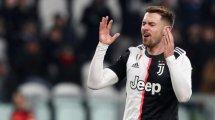 La Juventus de Turín sitúa a Aaron Ramsey en el escaparate