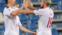 El AC Milan vigilará a un defensa de 15 M€