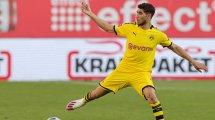 La última esperanza del Borussia Dortmund con Achraf