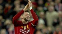 Adam Lallana renueva con el Liverpool hasta final de temporada