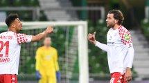 Adam Szalai renueva con el Mainz 05