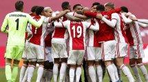 Alex Méndez deja el Ajax para unirse al Vizela