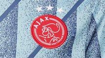 ¡La segunda camiseta del Ajax al descubierto!